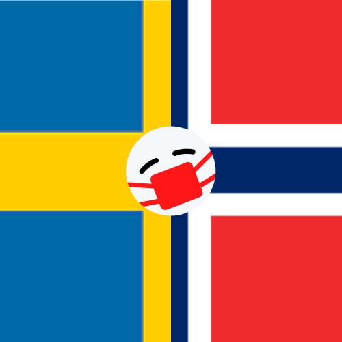 Norge, Sverige och Corona: Hur hålla en bra ton