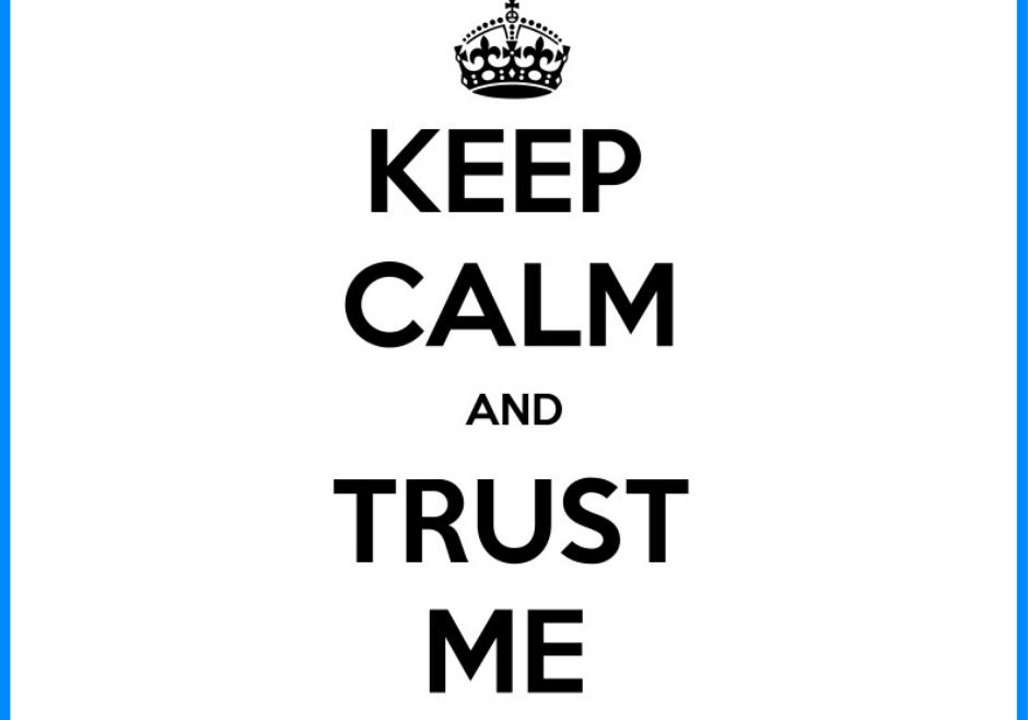 Hur skapar jag förtroende hos utländska intressenter?